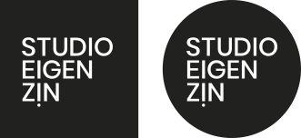 Gestapeld Logo Studio Eigenzin