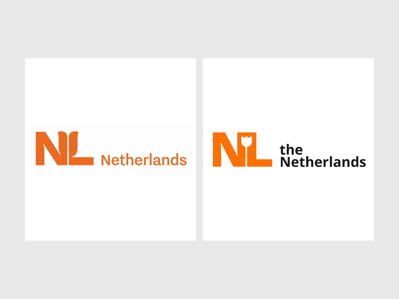 The Netherlands logo 200.000