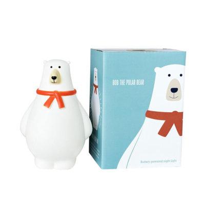Nachtlampje ijsbeer
